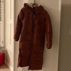 Ultra down water proof jacket